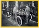 Workers build the Model T motorcar on Henry...