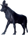 Statue of an Apis Bull