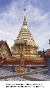This temple is in Thailand, where Buddhism is the...