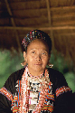 The Akha people value silver highly.