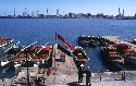 The Suez Canal is used by more than 20,000 ships...