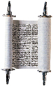 The Torah is a Jewish sacred scroll and is made...