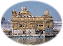 The golden Palace at Amritsar, Punjab is a site...
