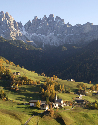 Dolomites 						 						The Eastern Tyrol area of...