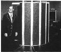 Seymour Cray (courtesy of SGI>).