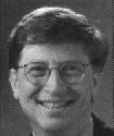 Bill Gates (courtesy of Microsoft).
