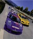 A scene from Playstation's 'Gran Turismo 2'...
