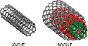 Structure of single-walled (SWCNT) and...