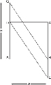 Given that the line AB = a and the line AG = b,...