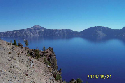 Crater Lake, Oregon State, the lake famous...