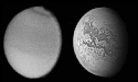 Titan observed in 1980 with the...