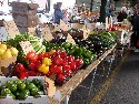 Farmers' markets, one of the most popular sources...