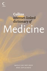 Book jacket for Collins Dictionary of Medicine