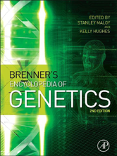 Brenner's Encyclopedia of Genetics by Stanley Maloy , Kelly Hughes (Editors)