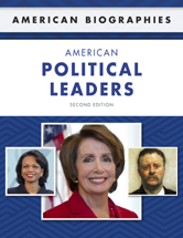 American Biographies: American Political Leaders by Richard L. Wilson