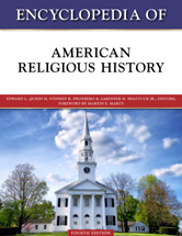 Encyclopedia of American Religious History by Edward L. Queen, Prothero II, Shattuck Stephen R., Jr. Gardiner H. (Editors)
