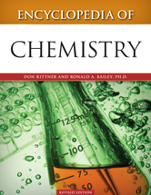 Science Encyclopedia: Encyclopedia of Chemistry by Don Rittner and Ronald A. Bailey