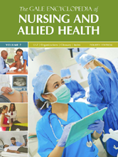 Gale Encyclopedia of Nursing and Allied Health by Jacqueline L. Longe (Editor)