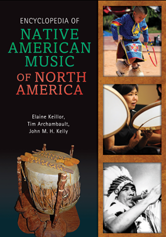Book Cover Image for Encyclopedia of Native American Music of North America