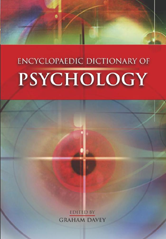 Book jacket for Encyclopaedic Dictionary of Psychology