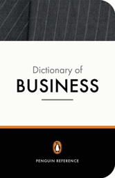 Book jacket for New Penguin Business Dictionary