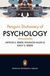 Book jacket for The Penguin Dictionary of Psychology