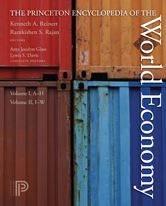 Book jacket for The Princeton Encyclopedia of the World Economy