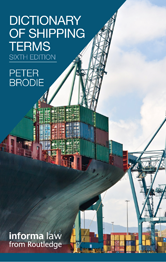 Dictionary of Shipping Terms by Peter Brodie