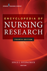 Encyclopedia of Nursing Research by Joyce Fitzpatrick (Editors)