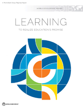 World Development Report 2018 : Learning to Realize Education's Promise by World Bank Group (Editors)