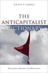 Cover of The Anti-Capitalist Dictionary