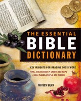 Essential Bible Dictionary by Moises Silva