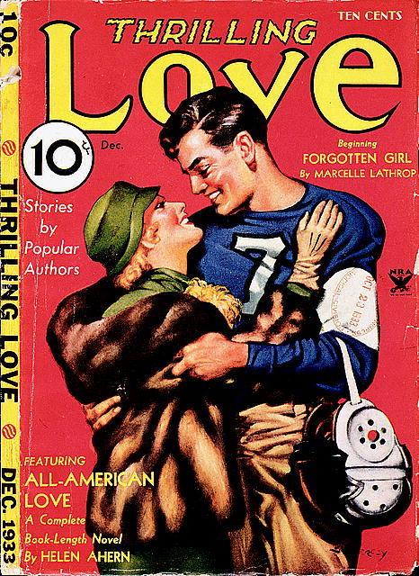Popular romantic novels