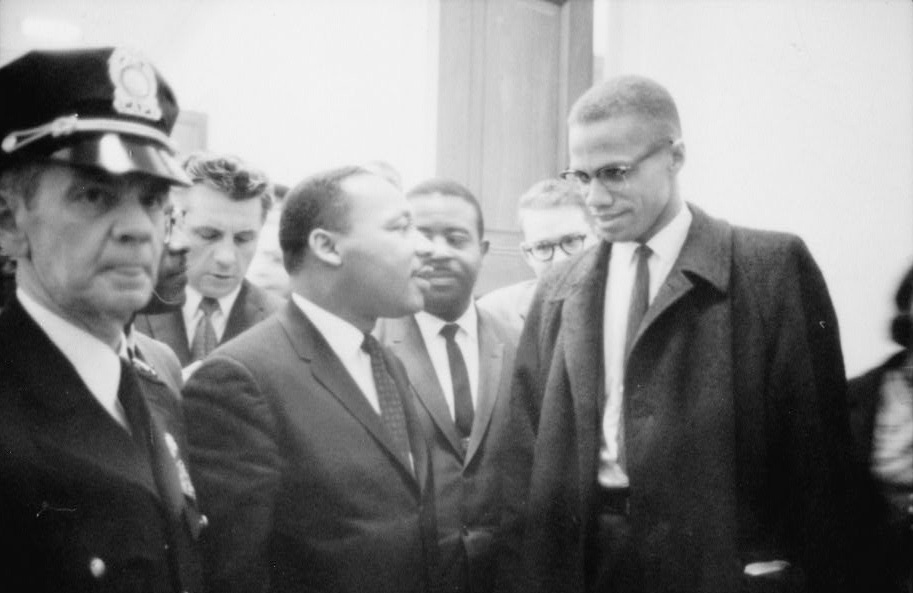 differences between methods used by martin luther king jr and malcom x in their efforts to gain civi Martin luther king jr and malcolm x  near the end of their lives, martin luther king and malcolm x's to many, king and malcolm x were heroes of the civil.