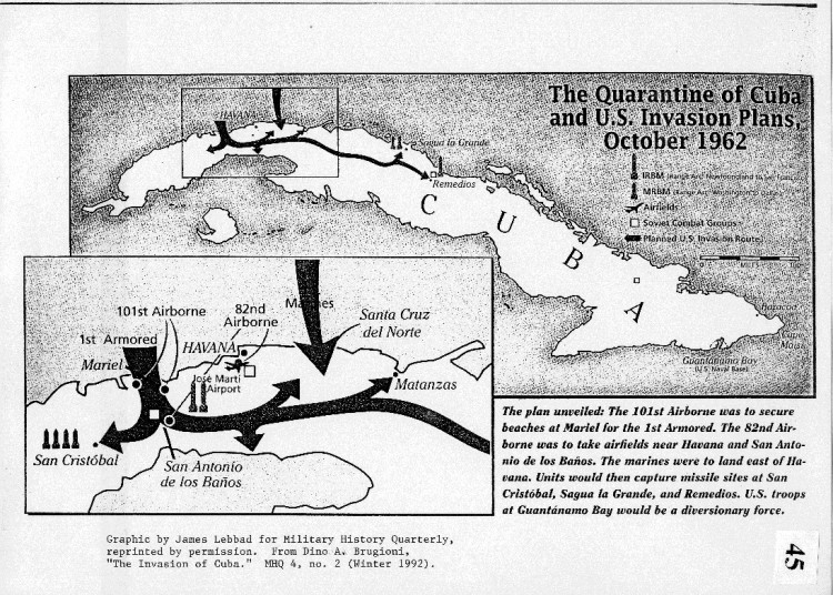 cuban missile crisis bibliography The cuban missile crisis, also known as the october crisis of 1962 (spanish: crisis de octubre), the caribbean crisis (russian: карибский кризис, tr karibsky krizis, ipa: [kɐˈrʲipskʲɪj ˈkrʲizʲɪs]), or the missile scare, was a 13-day (october 16–28, 1962) confrontation between the united states and the soviet union .