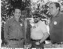 Harvey Milk at Gay Pride parade, San Jose,...