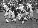 Notre Dame playing Penn State, 1989. Courtesy...