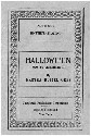 Cover of Martha Russell Orne's Hallowe'en: How to...