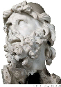 This sculpture of Odysseus's head was carved by...