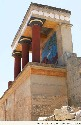 Although most of the palace of Knossos was...