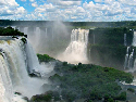 Open Iguaçu Falls (Argentina and Brazil)