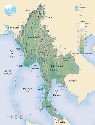 MYANMAR AND THAILAND: GEOGRAPHY AND CLIMATE