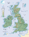 IRELAND AND UNITED KINGDOM: GEOGRAPHY AND CLIMATE