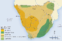 SOUTHERN AFRICA: GEOGRAPHY AND CLIMATE