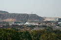 The Nchanga Copper Mines, near Chingola, also...