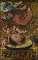 The Head of Saint John the Baptist, with Mourning Angels and Putti
