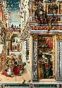 44. Carlo Crivelli, The Annunciation, with Saint...