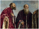 41. Titian, The Vendramin Family, venerating a...