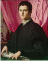 52. Bronzino, Portrait of a Young Man, probably...