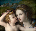 53. Bronzino, The Madonna and Child with Saints,...